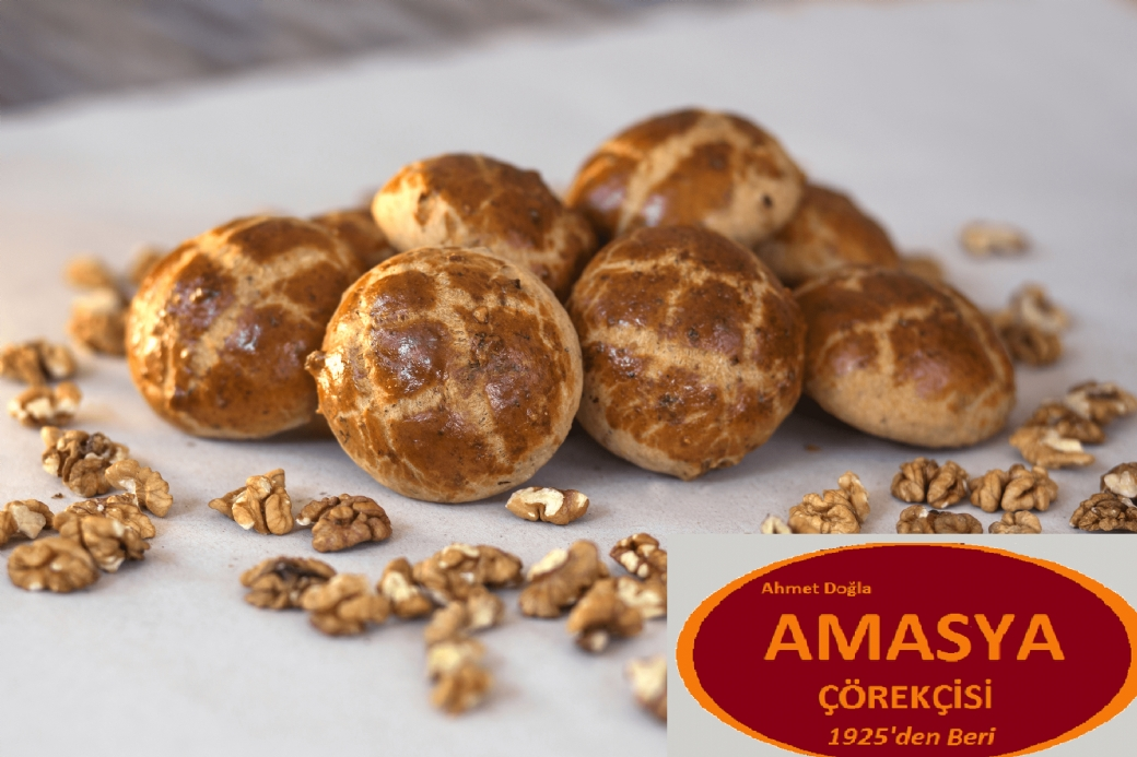 Amasya Çöreği | Amasya Çörekçisi