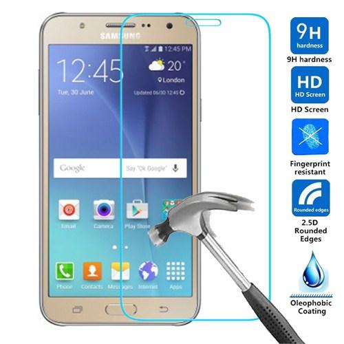 Samsung J7 Kırılmaz Cam