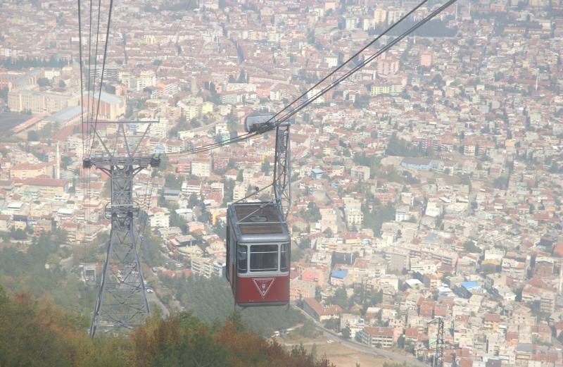Çanakkale - İstanbul - Bursa Gezisi