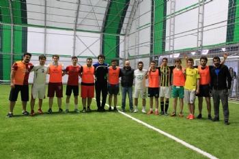 2015 - 2016 Futbol Turnuvası