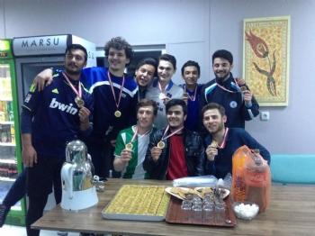 2015 - 2016 Futbol Turnuvası Şampiyon Takım