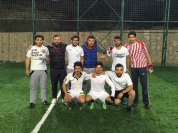 Futbol Turnuvası