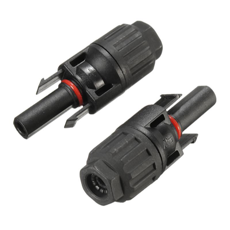 mc4 konnektör  kablo bağlantısı için