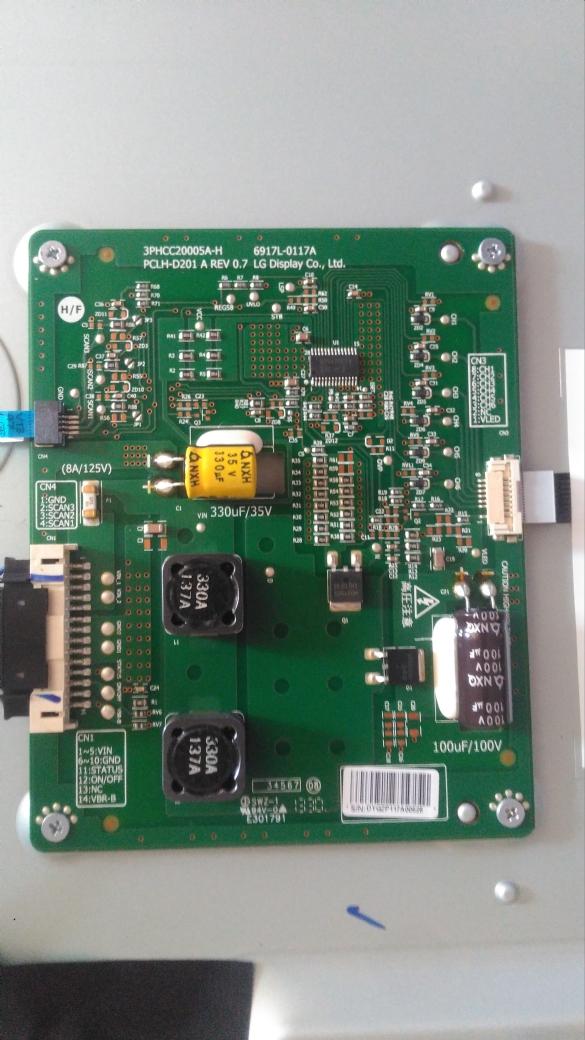 PCLH-D201 A REV 0.7