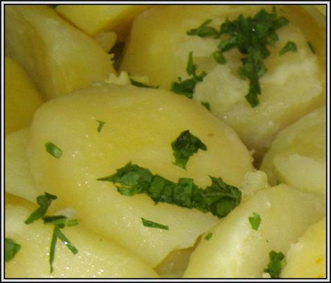 Patates Şato