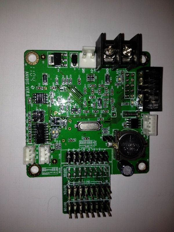 Kayan Yazı Kontrol Kartı C-Power 1200