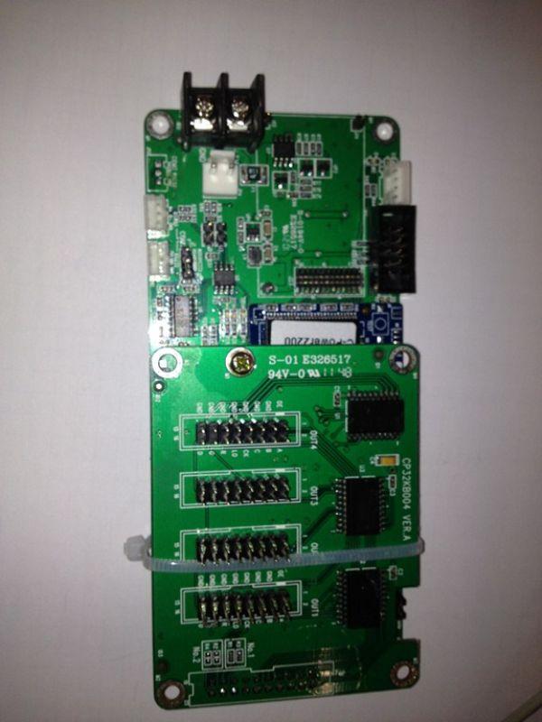 Kayan Yazı Kontrol Kartı C-Power 2200