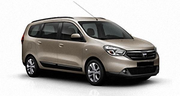 Kayseri Kiralık Dacia Lodgy