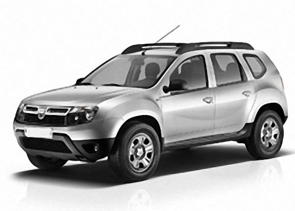 Kayseri Kiralik Dacia Duster