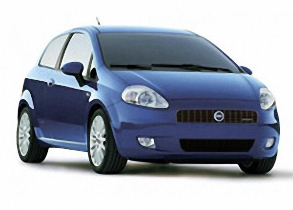 Kayseri Kiralık Fiat Punto