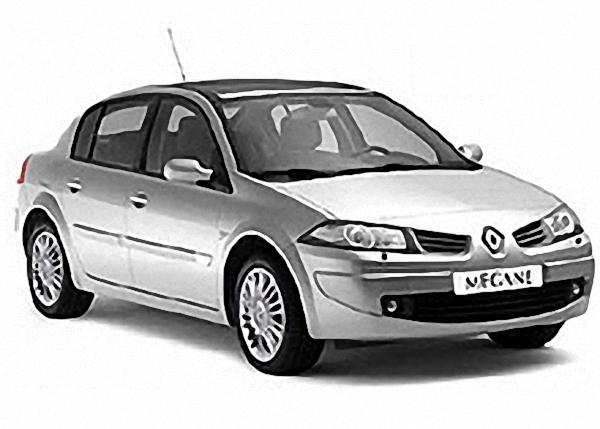 Kayseri Kiralık Renault Megane
