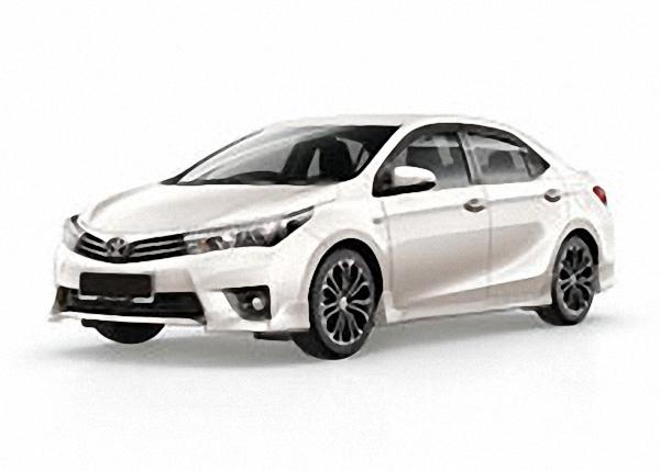 Kayseri Kiralık Toyota Corolla