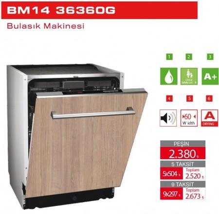 Bulasık Makinesi BM14 36360G