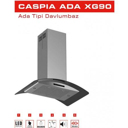 Ada Tipi Davlumbaz CASPIA ADA XG90