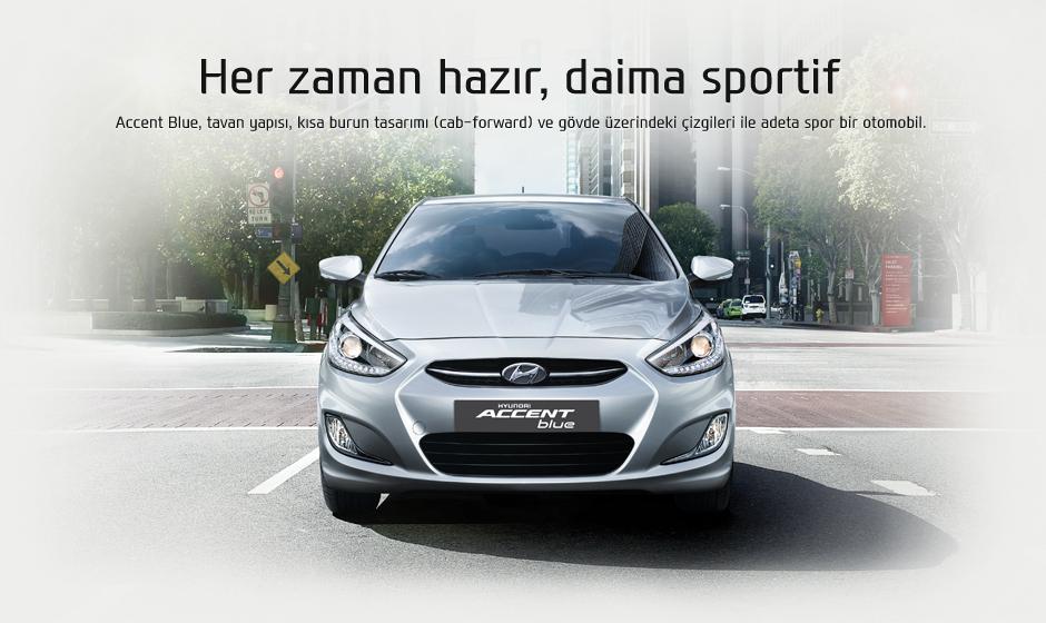 Hyundai Accent Blue | Benzinli | 2014 | Düz Vites