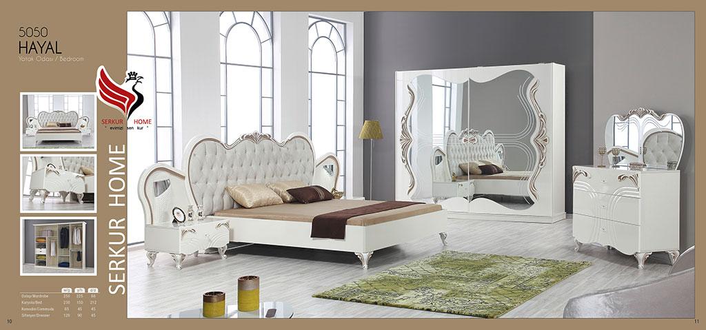 5050-Hayal Yatak Odası