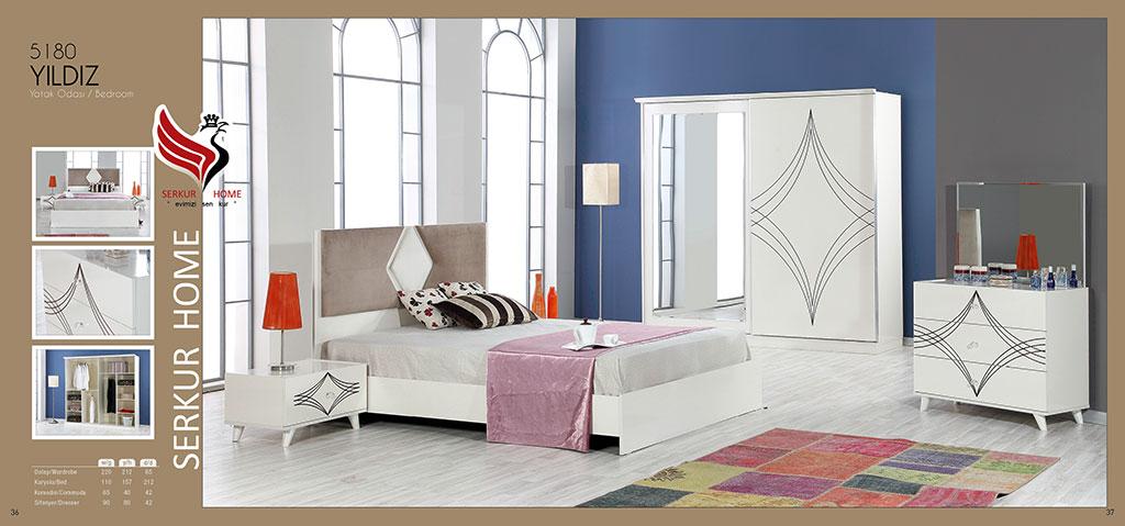5180-Yıldız Yatak Odası