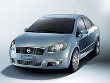 Fiat Linea 2012 Model
