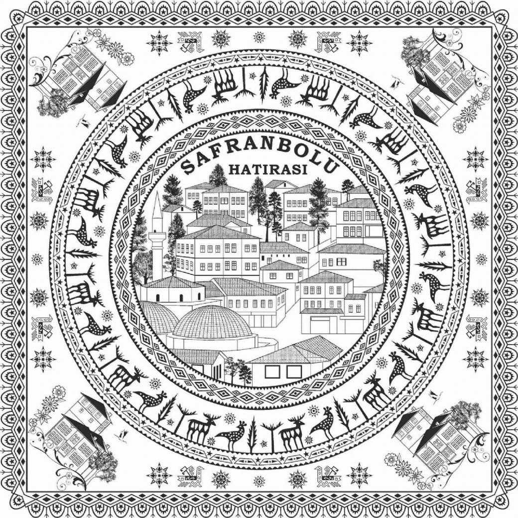 Safranbolu hatırası