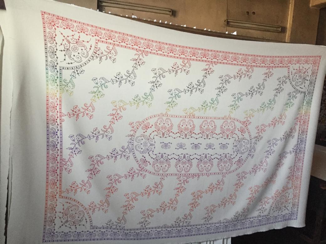 Batik baskı
