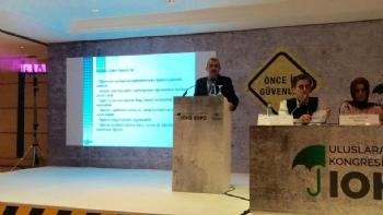 İBB EXPO OHSA 2018 İSG Kongresi El Kitabı Sunumu