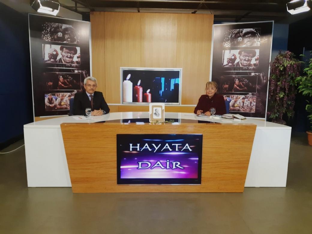 Hayata Dair Kanal Z 8 Mart 2019 Dünya Emekçi Kadınlar Günü TV Programı